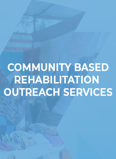 Community Based Outreach Cover