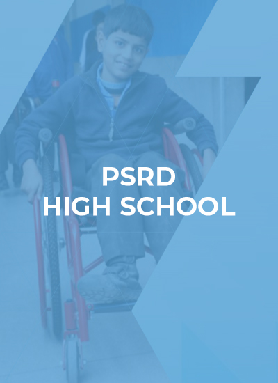 PSRD High School Cover