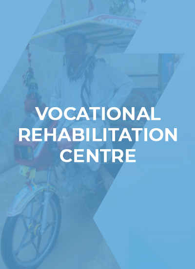 Vocational Rehabilitation Cover